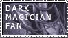 Dark Magician stamp by DuelMonstersClub