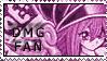 Dark Magician Girl stamp by DuelMonstersClub