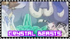 Crystal Beast stamp by DuelMonstersClub