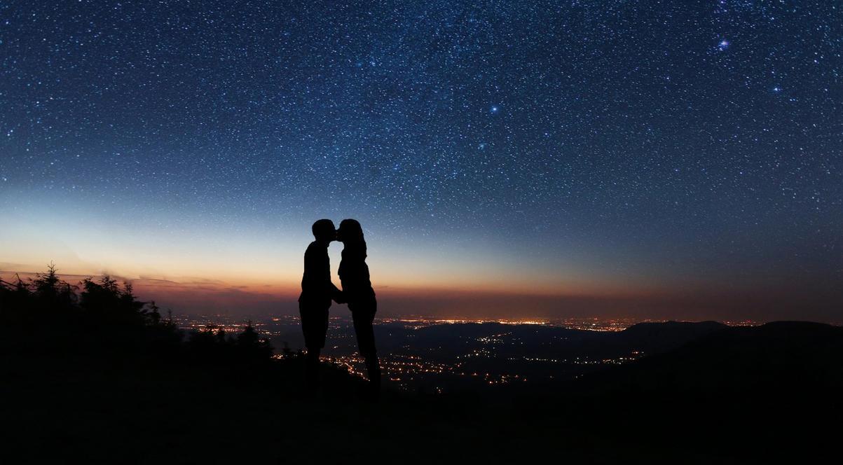 Love under the stars by petrwolf