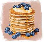 Study pancake #3
