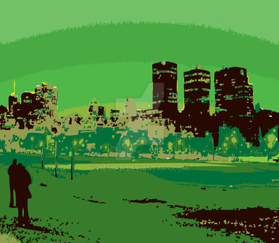 Vers montreal by Reno-D