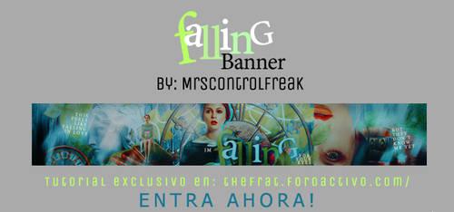 TUTORIAL: Falling Banner