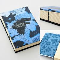 Game of Thrones Journal - Stark II by GatzBcn