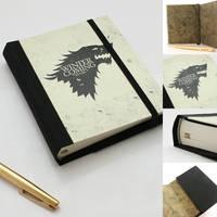 Game of Thrones Journal - Stark