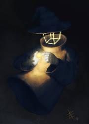 Adimentional Magician by GummoPambo