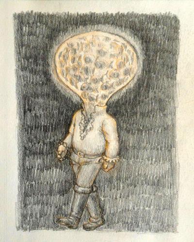 Weird Guy by GummoPambo
