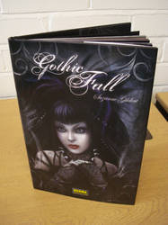 Gothic Fall - The book