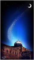 Breezes ... Al-Aqsa Mosque