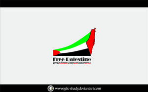 Free Palestine by gfx-shady