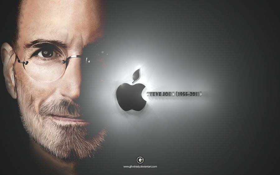 Steve Jobs 2011 B by gfx-shady