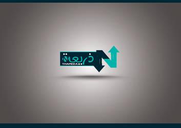 logo thar3a by gfx-shady