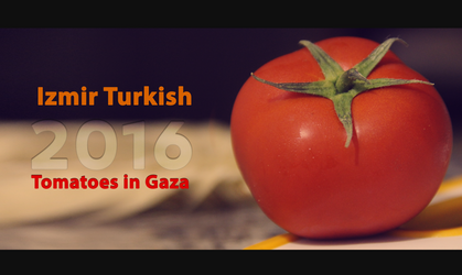 Tomatoes in Gaza 2016 by gfx-shady