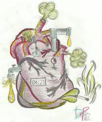 Smoker's Heart by Derpko
