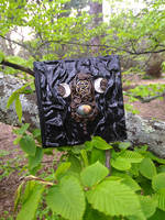 Hecate Book Of Shadows / Journal by Anaid89