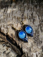 Sea Song Earrings by Anaid89
