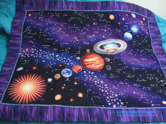 Space Panel Quilt of Awesomeness by Gwendolinh