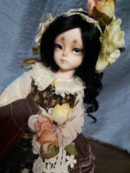 Guinivieve Flowery Bebe by Gwendolinh