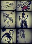 Burton Sketches