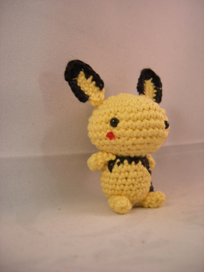 Pichu 1 by Poolvos