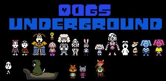 UT au: Dogs Underground Ver.2 by Kenny1941