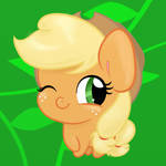 My Little Pony - PCRP Sticker Applejack