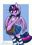 My little pony - Anthro Twilight