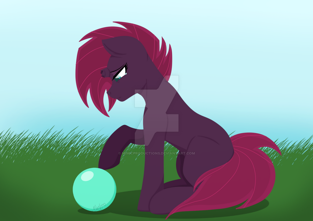 My little pony - Tempest Shadow by MimicProductions