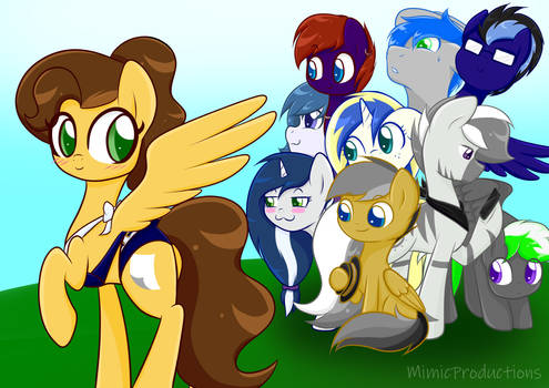 My little pony - Binkini Time