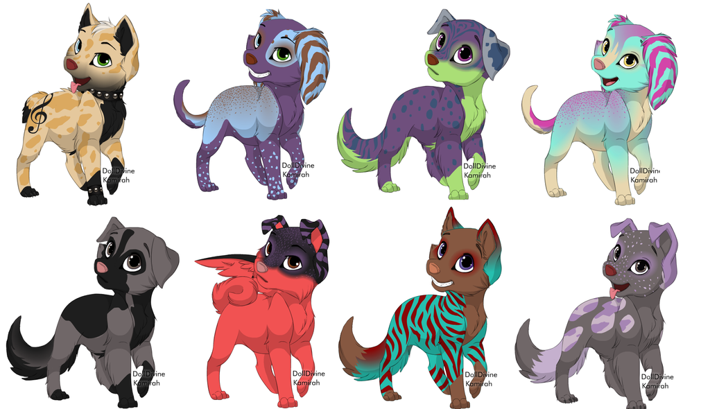 cute puppy adopts free by assassinwolf1313 on deviantart