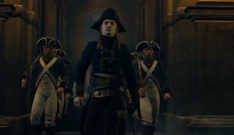 Napoleon S Leave Assassin S Creed Unity By Akatsukijackass On