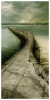 Brittany Pier by JeRoenMurre