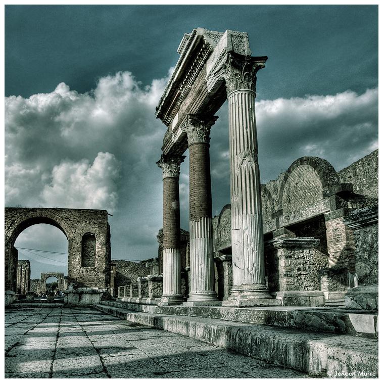 Glory in Ruins by JeRoenMurre