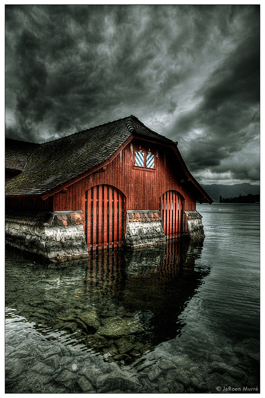 Demonic Lakehouse by JeRoenMurre
