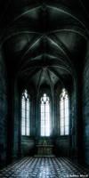 Arkham Asylum by JeRoenMurre