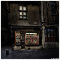 The Candy Store by JeRoenMurre