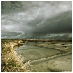 Basins of Salt by JeRoenMurre