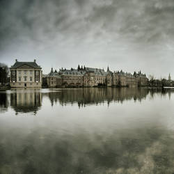 The Hague, The Water, The Sky