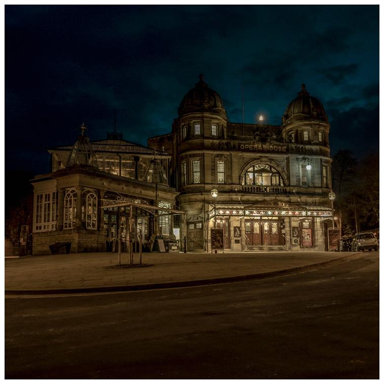 Phanthom Palace by JeRoenMurre