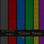 Textures  Color strip