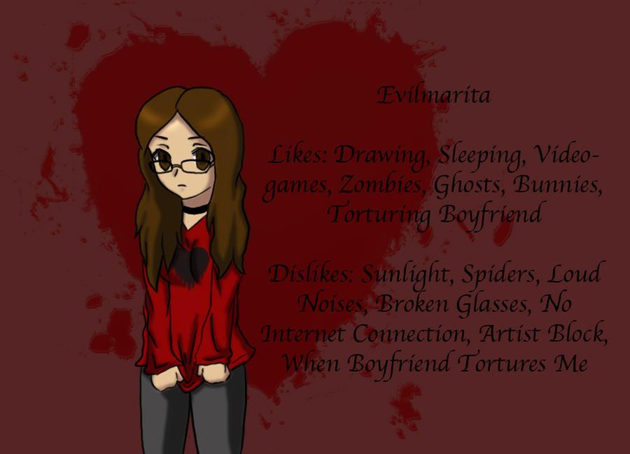 evilmarita's Profile Picture