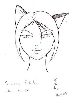 domance Concept Sketch