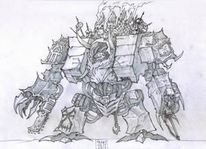 Dreadnought of Khorne