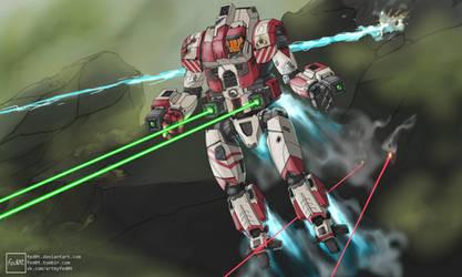 Brigand LDT-1 commission