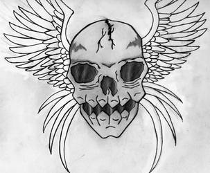 new tattoo by blackrrose2