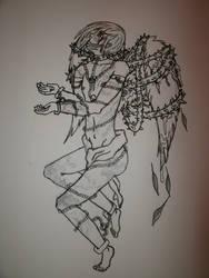 angel in hell wip2 by blackrrose2