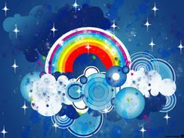 Rainbows by JESSCARLSON