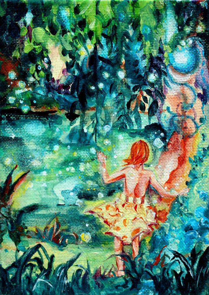 Firefly Prince by TsukiaStar