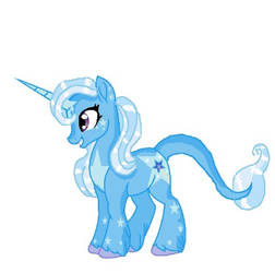 MLP G5 concept  Trixie Lulamoon by DayDreamSunset23