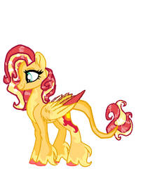 MLP G5 concept Sunset by DayDreamSunset23